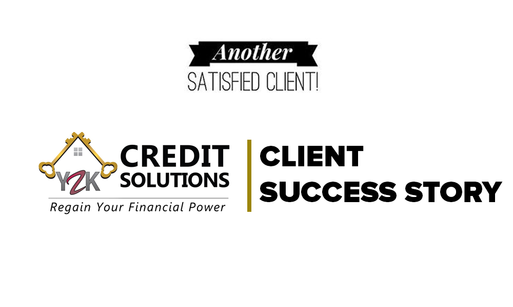 """Y2K Credit Solutions Saved Our Client's Mortgage"""