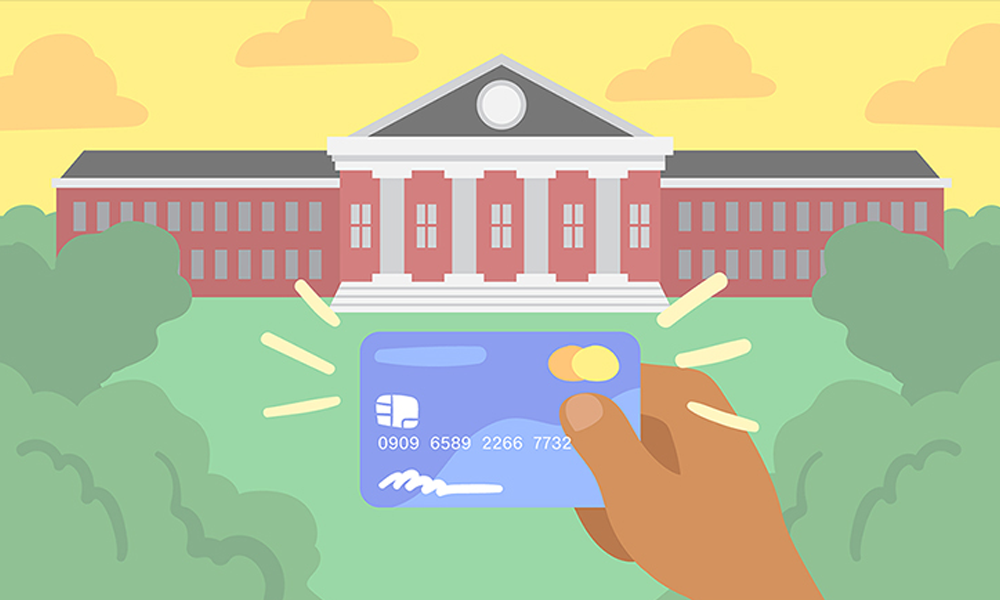 The College Student's Guide to Building Credit with Credit Cards