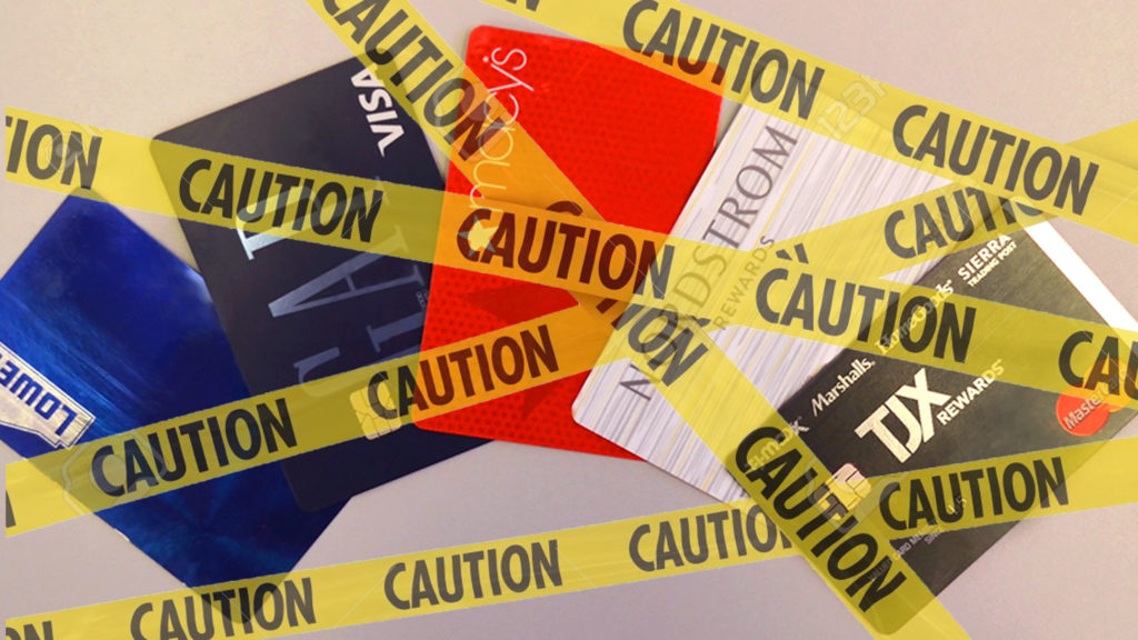 STORE CREDIT CARDS: THE SHOCKING TRUTH!