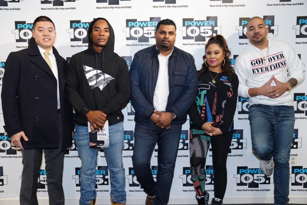Y2K Credit Solutions Meets with The Breakfast Club (Power 105.1)