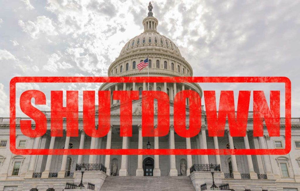 Advice for Federal Government Employees During Shutdown