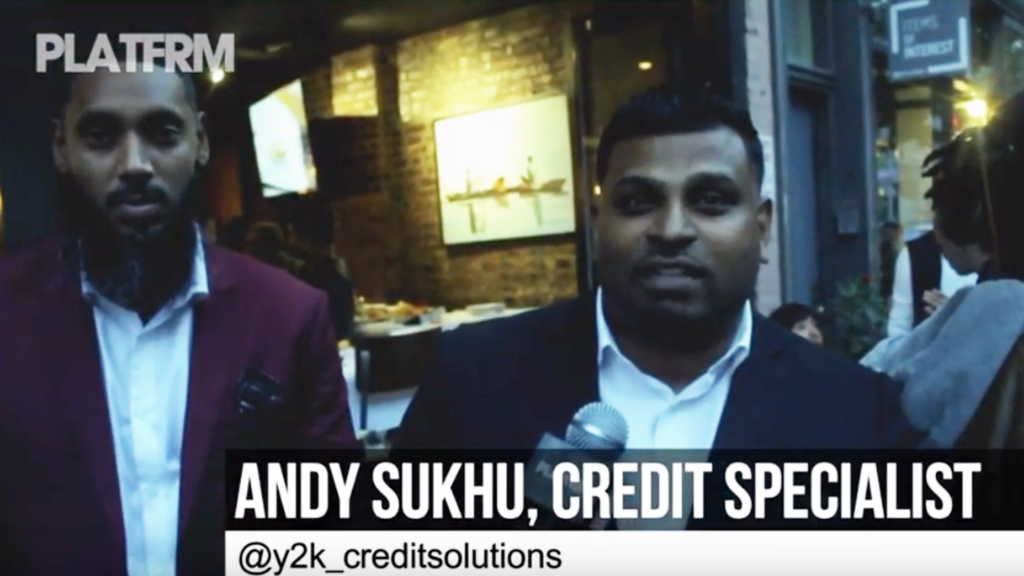 "Andy Sukhu on ""Experts That Can Help You Build Wealth"" (Video)"