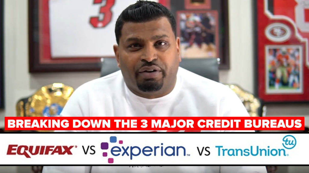 Why Credit Scores Differs Between Bureaus! (Video)