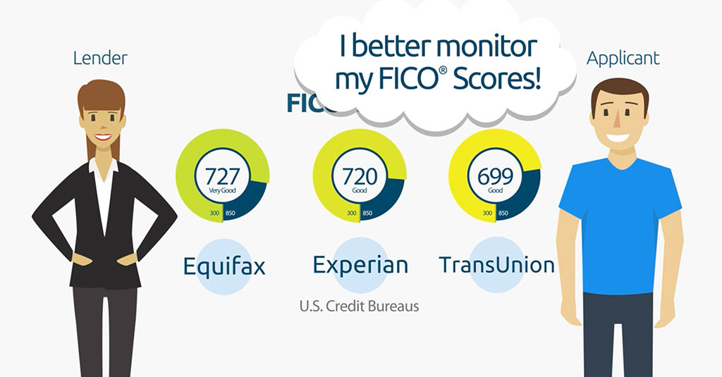 Why Are My Credit Scores So Different?