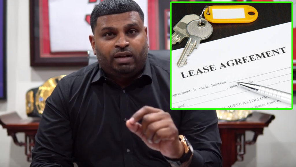 Exiting Apartment Lease Correctly (Video)