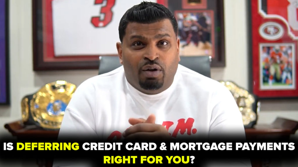 CORONAVIRUS & MORTGAGE RELIEF: WHAT YOU NEED TO KNOW! (Video)
